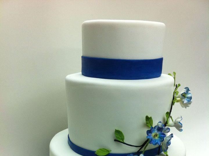 Tmx 1342367711099 IMG0615 Port Jefferson, New York wedding cake