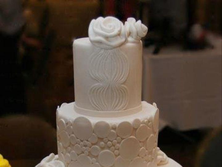 Tmx 1362863048520 Moderndesign2 Port Jefferson, New York wedding cake