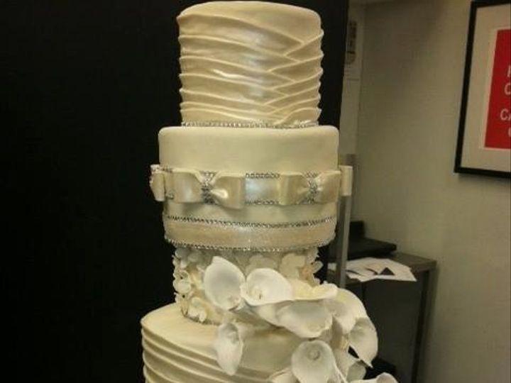 Tmx 1362863056261 Designercake2 Port Jefferson, New York wedding cake