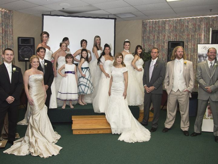 Tmx 1367520333436 Bridalshowmar12 086 Arden wedding dress