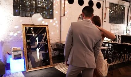 Mirrored Perfection Photo Booths