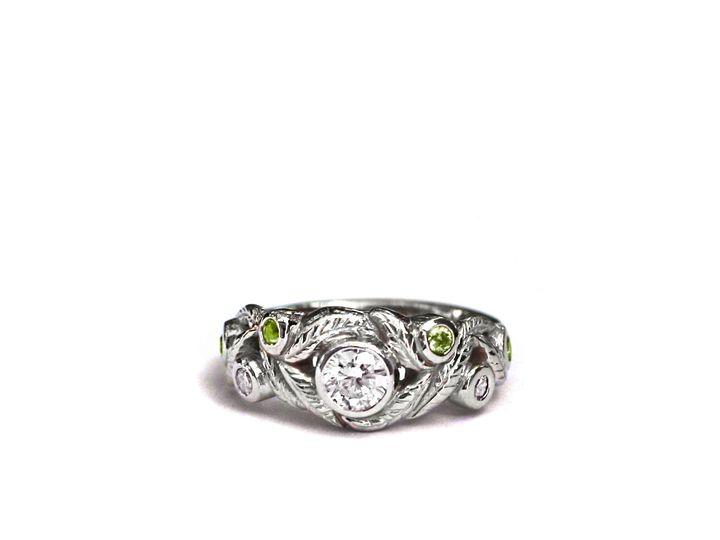 Tmx 1515788055 770df9190db26f84 1515788054 D43546aab1ced622 1515788053994 10 IMG 1155 Raleigh, North Carolina wedding jewelry
