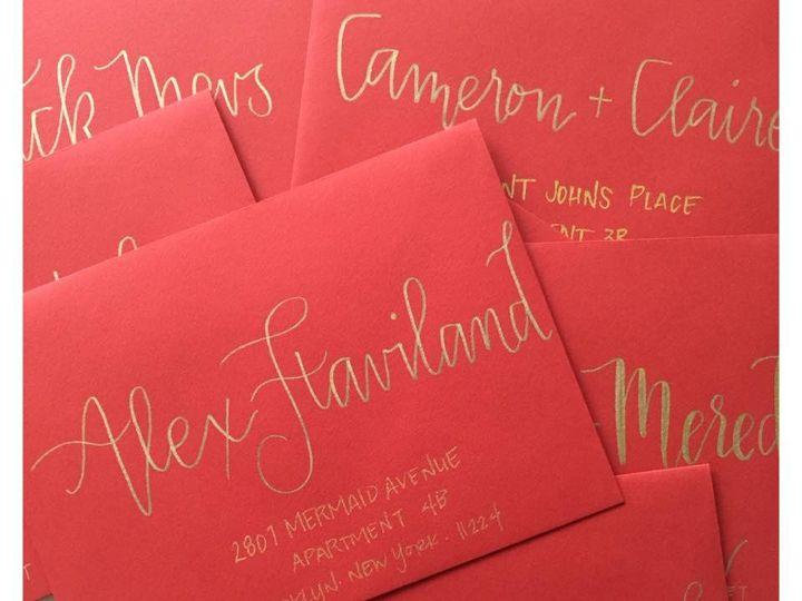 Tmx 1443470560372 Brooke4 Myrtle Beach wedding invitation
