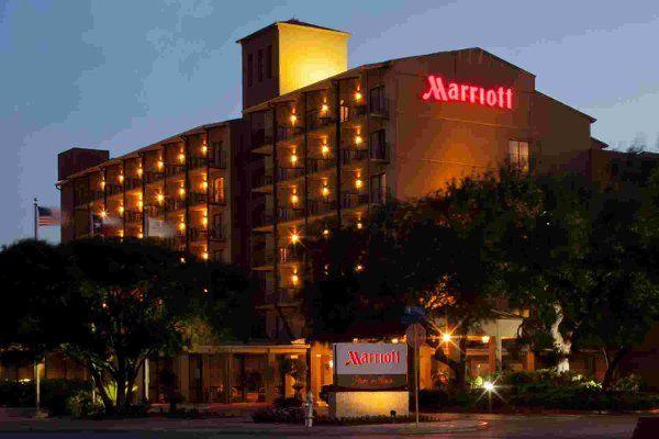 Marriott Plaza San Antonio Venue San Antonio Tx