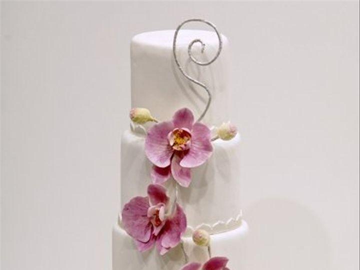 Tmx 1225308721234 Orchidcake New York, NY wedding cake