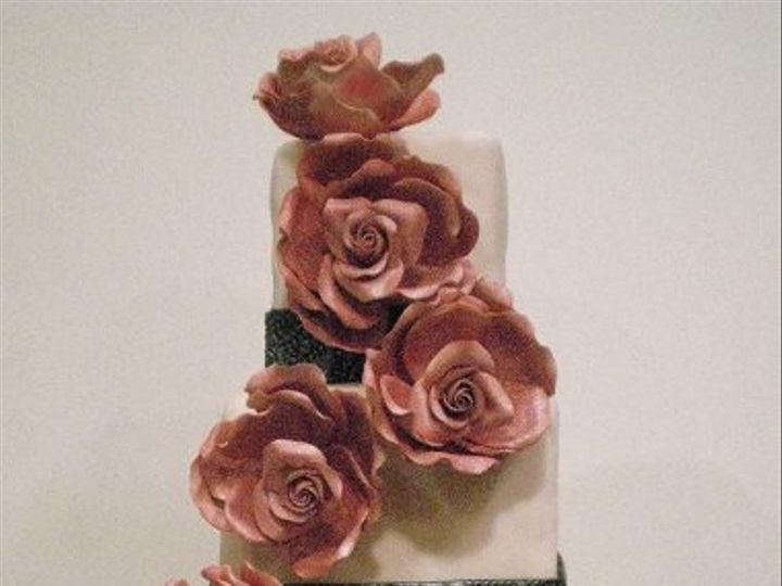 Tmx 1252344074834 Wellbrock1sm New York, NY wedding cake