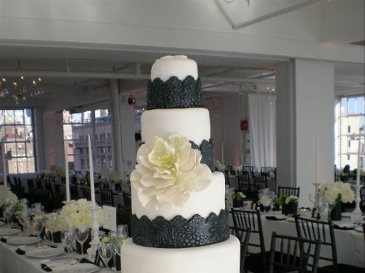 Tmx 1274882711748 DSCN0889 New York, NY wedding cake