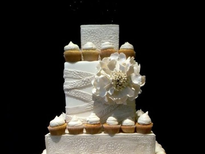 Tmx 1284414020348 Vera1 New York, NY wedding cake