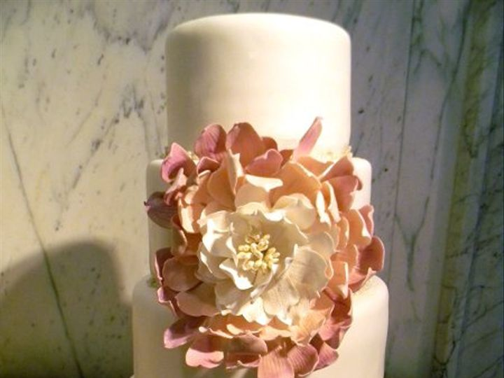 Tmx 1307320738953 CareyJawal New York, NY wedding cake