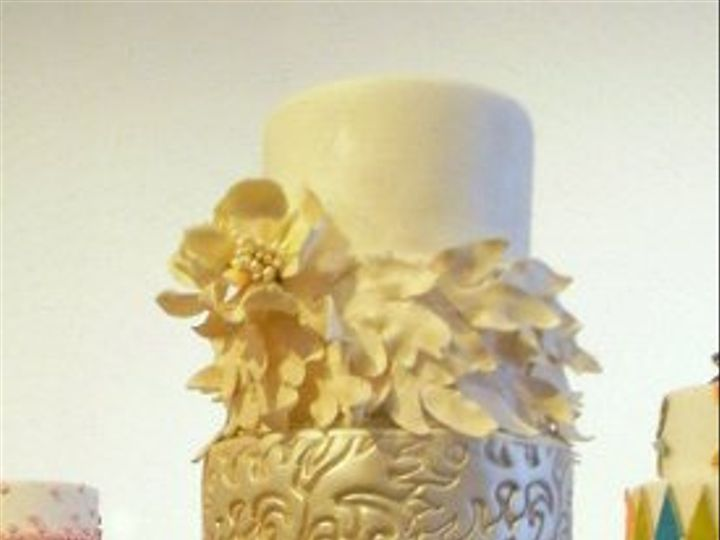 Tmx 1319747865284 BridesWHHcake2 New York, NY wedding cake