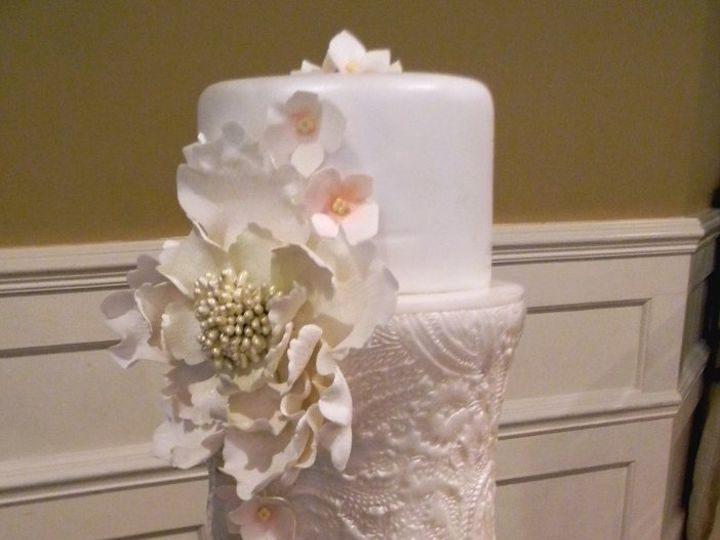 Tmx 1343581720222 EspIvan New York, NY wedding cake