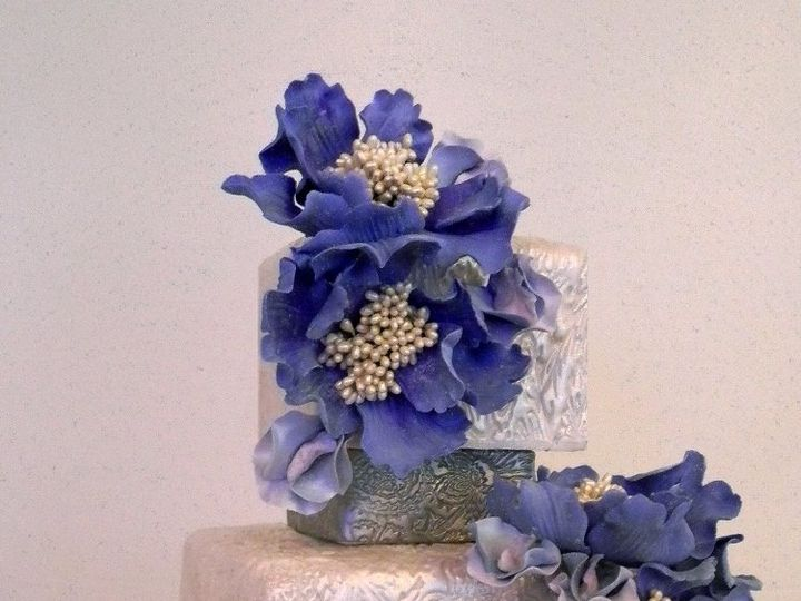 Tmx 1363537852615 LISAFiroonia New York, NY wedding cake