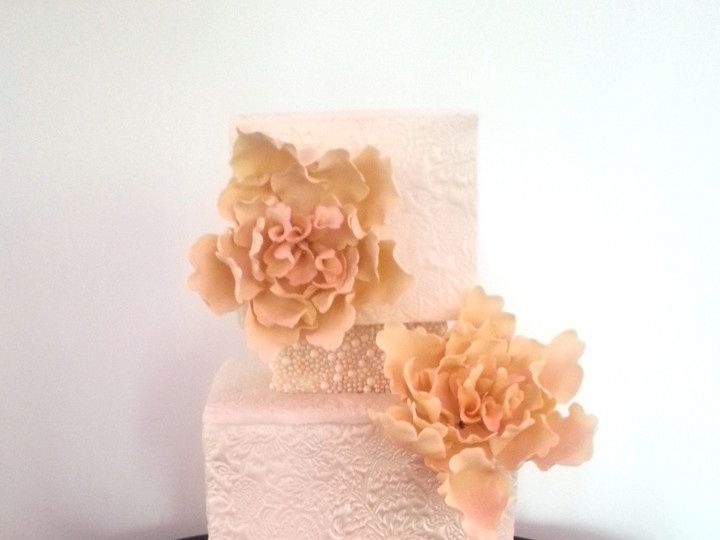 Tmx 1376670353762 Candicesm New York, NY wedding cake