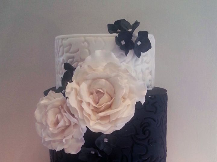 Tmx 1398177155127 Eliana2s New York, NY wedding cake