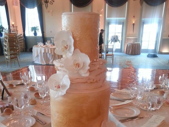 Tmx 1398177312052 Tiffan New York, NY wedding cake