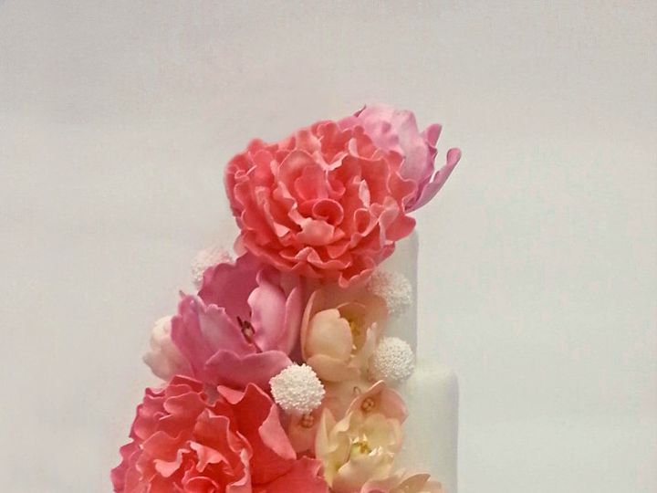 Tmx 1404865897451 Carolinejimmy2 New York, NY wedding cake