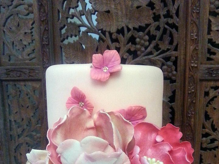 Tmx 1468444163263 Jessjoan New York, NY wedding cake