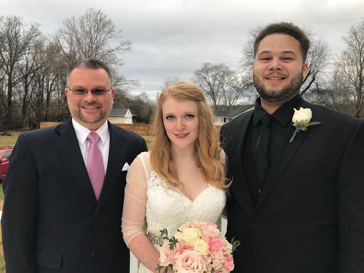 A smokey mountain wedding
