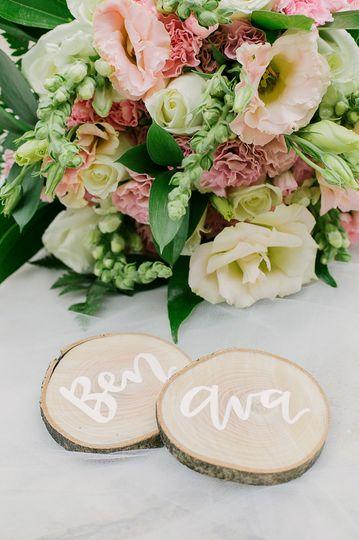Wedding bouquet - brooke tobin photography