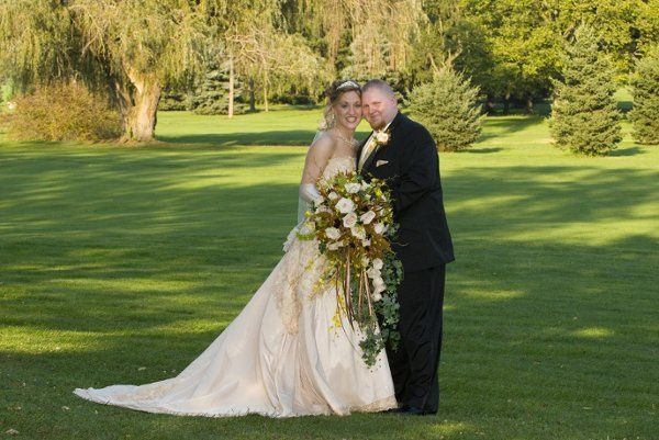 Visit our website, www.thegardenofedenflowers.com to view more of our actual designs. Photograph...
