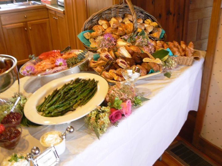 Tmx 1359508214817 CampingJennsWedding91811event062 Medway wedding catering
