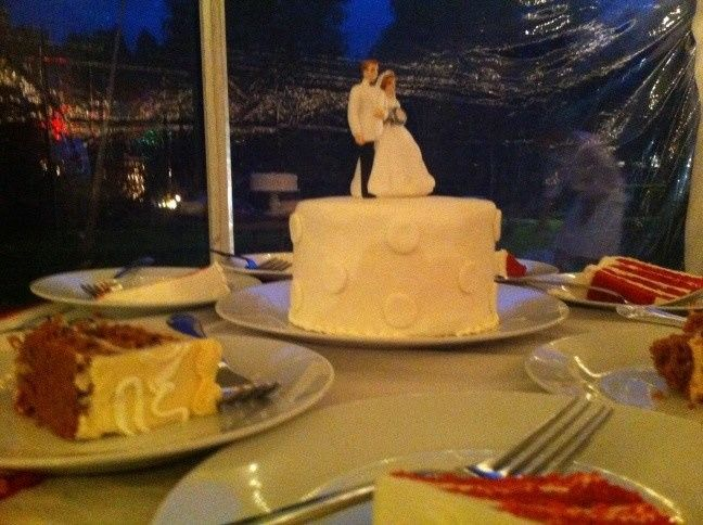 Tmx 1380035724339 Wedding Cake Is Served Medway wedding catering