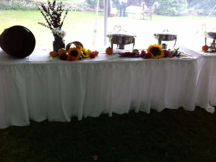 Tmx 1380039216246 Fall Buffet Medway wedding catering