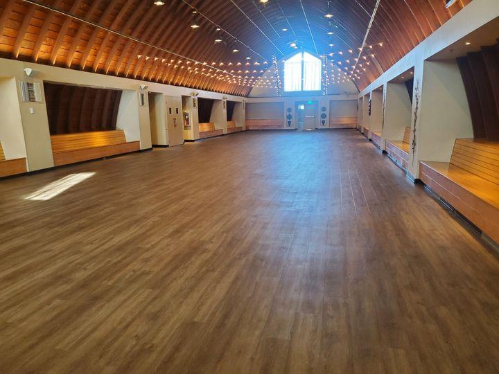 Brand New Floor