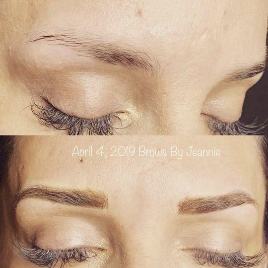 Permanent Makeup-Brows $350