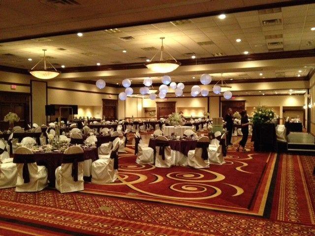 ballroom lantern
