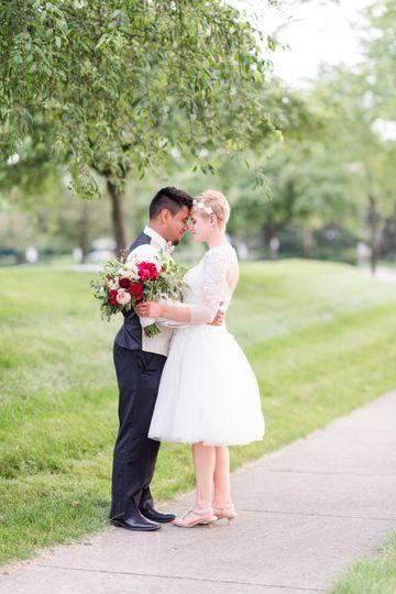 Wedding Photos at hotel
