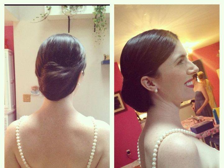 Tmx 1416172999758 Updo63 East Aurora, New York wedding beauty