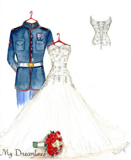 Tmx 1414143006350 Dreamlines Military O Fallon wedding favor