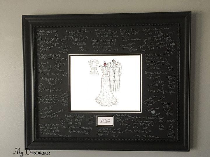 Tmx 1442430373840 Signature Smaller2 O Fallon wedding favor