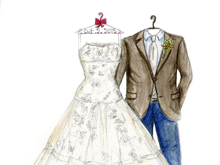 Tmx 1477138211382 2190 Sketchcu O Fallon wedding favor