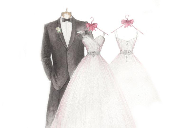 Tmx 1477138318612 4051 Sketchcu O Fallon wedding favor