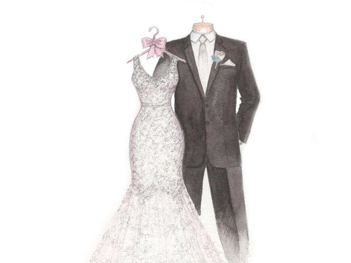 Tmx 1477138428854 4067 Sketchcu O Fallon wedding favor