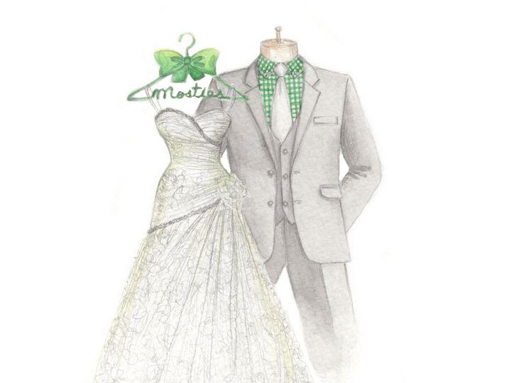Tmx 1477138801563 Wedding Gift To The Bride From Groom3 O Fallon wedding favor
