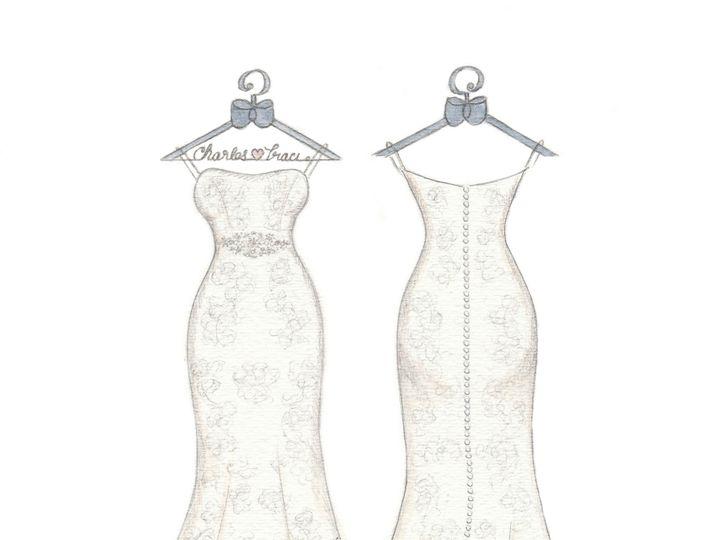 Tmx 1477139083910 Dreamlines Wedding Day Gift To Bride 10 O Fallon wedding favor