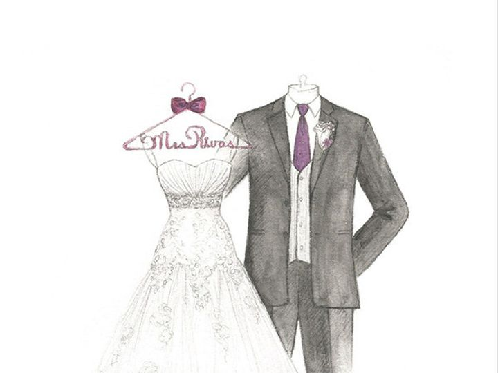 Tmx 1477139111950 Dreamlines Wedding Day Gift To Bride2 O Fallon wedding favor