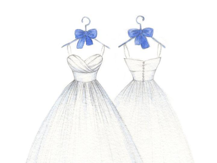 Tmx 1477139319620 Dreamlines Wedding Day Gift To Bride9 O Fallon wedding favor