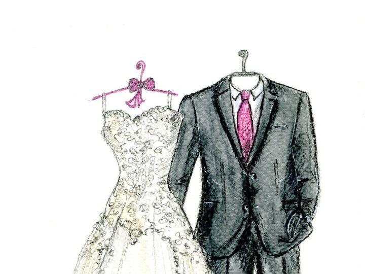 Tmx 1477140416076 Dreamlines Wedding Day Gift To Bride3 O Fallon wedding favor