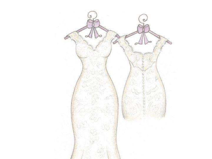 Tmx 1477140472519 Dreamlines Wedding Day Gift To Bride5 O Fallon wedding favor