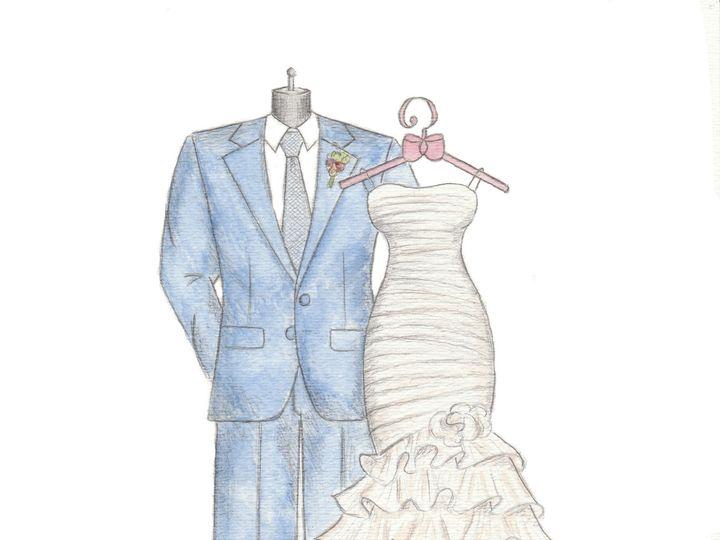 Tmx 1477140515879 Dreamlines Wedding Day Gift To Bride7 O Fallon wedding favor