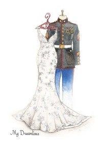 Tmx 1477425615593 Dreamlines Wedding Day Gift 44 O Fallon wedding favor