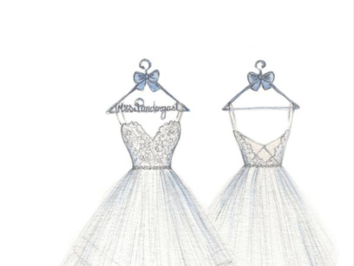 Tmx Dreamlines Wedding Dress Sketch 5 51 42277 158151022082615 O Fallon wedding favor