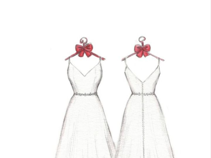 Tmx Dreamlines Wedding Dress Sketch 6 51 42277 158151022093212 O Fallon wedding favor