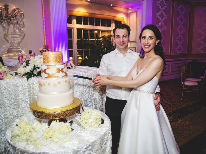 Tmx 1501007724402 Georgios Elena Cutting Cake Wedding Photography Nj Woodbury, New Jersey wedding venue