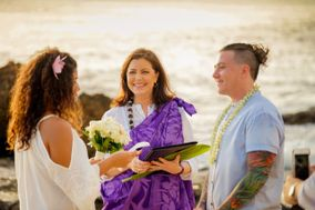 Hawaiian Wedding Officiant