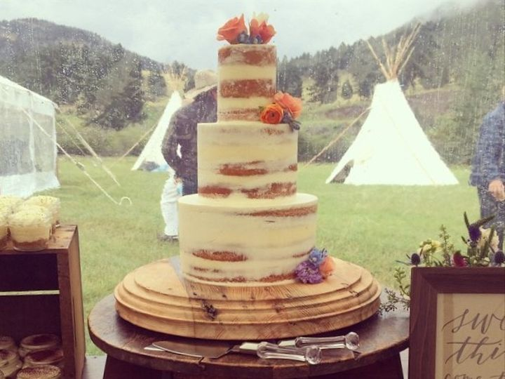 Tmx 1487180326466 Sierra  Dj Wedding Belgrade, Montana wedding cake